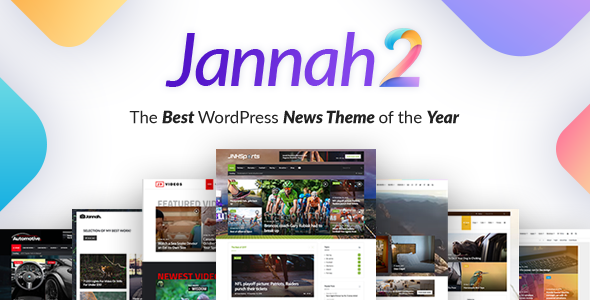 Jannah WP Theme