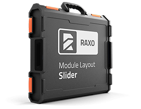 Slider Module Layout